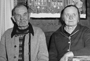 Jalmari and Tilda Siiskonen